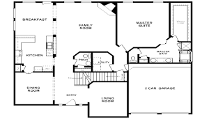 single story house plans with 2 master suites floor plans for 5 bedroom house vdomisad info vdomisad info