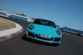 2017 porsche 911 carrera 4s coupe first drive u2013 review u2013 car and 100 porsche riviera blue porsche 911 gt3 rs by porsche