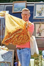 author eddie ross shares tips for shopping a flea market today com