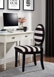 attractive black and white striped accent chair deals and reviews