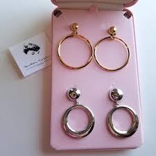 hepburn earrings early birthday present hepburn hoop earrings librarian
