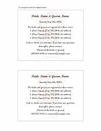 wedding registry inserts free printable invitations of engagement bridal shower