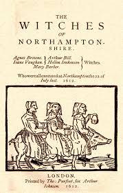 northamptonshire witch trials wikipedia