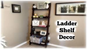 Leaning Ladder Shelf White Shelf Design Chic Leaning Ladder Shelf Plans Shelf Ideas Shelf