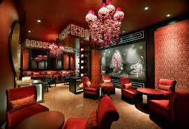 Livingroom Restaurant Classic Modern Chinese Red Interior Design Home Decor Ideas