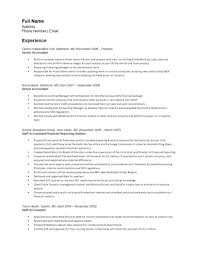 sle of resume word document sle resume word format best accountant resume sle jobsxs