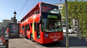 Hop On Hop Off New York Map by Barcelona Hop On Hop Off Bus Pass With Audio Guide Klook