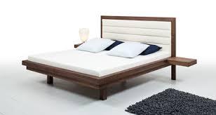 natural bed frames samina