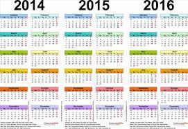 templates xls calendars as 2014 yearly calendar