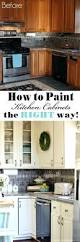 before and after painting kitchen cabinets chalk paint kitchen cabinets gray old ideas your blue spray cost