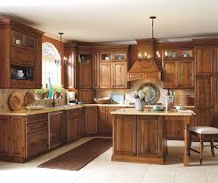 Alder Cabinets Kitchen Rustic Alder Kitchen Cabinets Schrock Cabinetry