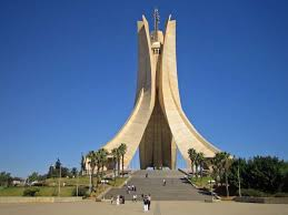 memorial monuments algeria s martyrs memorial their bloody war of independence