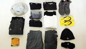 How To Travel Light How To Pack Light For 5 Days In The Wilderness Stranded To