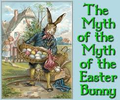 the story of the easter bunny the myth of the myth of the easter bunny from family christmas