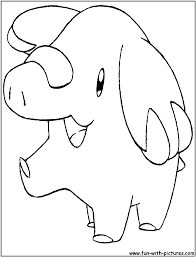 donphan pokemon coloring pages images pokemon images