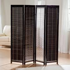 tranquility wooden shutter room divider walmart com