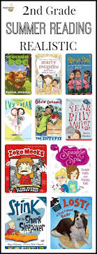 2nd grade books to read second grade summer reading list summer reading lists