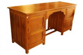 bureau style colonial bureau ancien teck massif style colonial ou indien toulouse