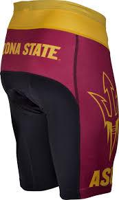 Sun Protective Cycling Clothing Arizona State University Asu Cycling Shorts