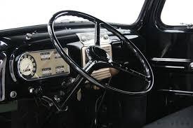 Ford Truck Interior 1948 Ford F 1 Pickup Truck Classic Car Studio