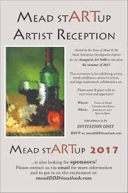 mead startup artist reception mead