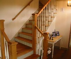home interior stairs interiors colonial exterior trim and siding interiorscolonial