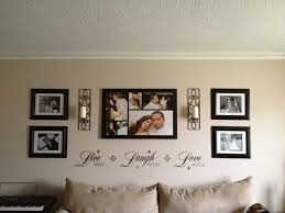 Black And White Wall Decor by Best 25 Photo Wall Art Ideas On Pinterest Family Wall Photos