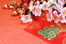 lunar new year envelopes new year in china