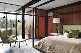 mid century modern master bedroom inspirations also franklin hills