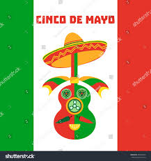 Mexican Party Flags Mexican Fiesta Party Banner Holiday Cinco Stock Vector 406059304