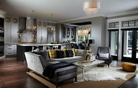 Cowhide Rug In Living Room Cowhide Rug Living Room Living Room Transitional With Gray Wall