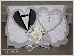 scrapbooking mariage deux cartes mariage scrap sweet