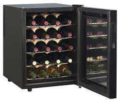 wine cooler cabinet reviews danby bottle wine cooler best coolers at inches wide coolervino