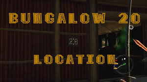 dead island bungalow 20 location youtube