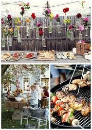 Rustic Backyard Party Ideas Best 25 Barbeque Wedding Ideas On Pinterest Rehearsal Dinner