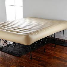 How To Build A King Platform Bed With Storage by Concierge Collection Inflatable Ez Bed King 7547988 Hsn