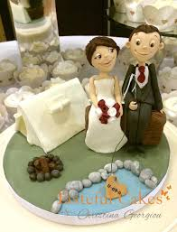 fishing wedding cake toppers wedding cakes best fishing wedding cake topper uk for a