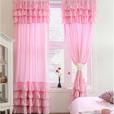 Pink And White Nursery Curtains by Pink And White Curtains Ideas Windows U0026 Curtains