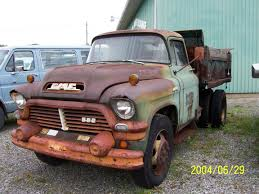 Classic Chevy Dump Trucks - web page