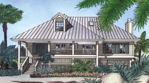 Coastal Style Homes Key West Conch Style House Plans