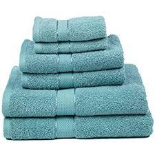 premium 8 towel set grey 2 bath towels 2