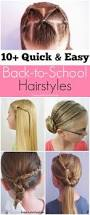 10 quick and easy back to hairstyles in hairland