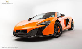 orange mclaren used 2014 mclaren 650s coupe for sale in guildford pistonheads