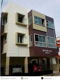photo gallery of exterior painting vannam chennai