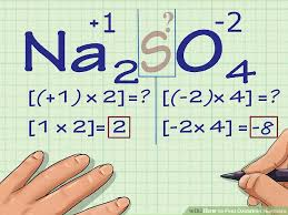 Oxidation Numbers On Periodic Table How To Find Oxidation Numbers 12 Steps With Pictures Wikihow