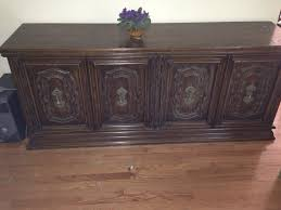 i have a feudal oak dining room set from jamestown furniture ny i