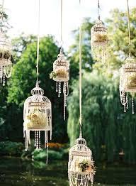 decor bird cages weddings best birdcage decor ideas on bird cage