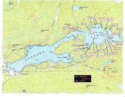Zone Map Paradox Lake Paradox Lake Invasive Zone Map