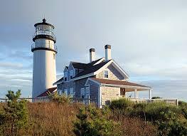 Best Cape Cod Lighthouses - edward hopper u0027s cape cod cod highlands and lighthouse