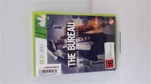 the bureau xbox 360 converters xbox 360 the bureau xcom declassified